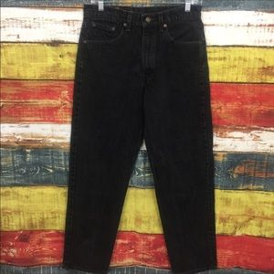 Levi's 550 Relaxed Fit Jeans Size 32x31